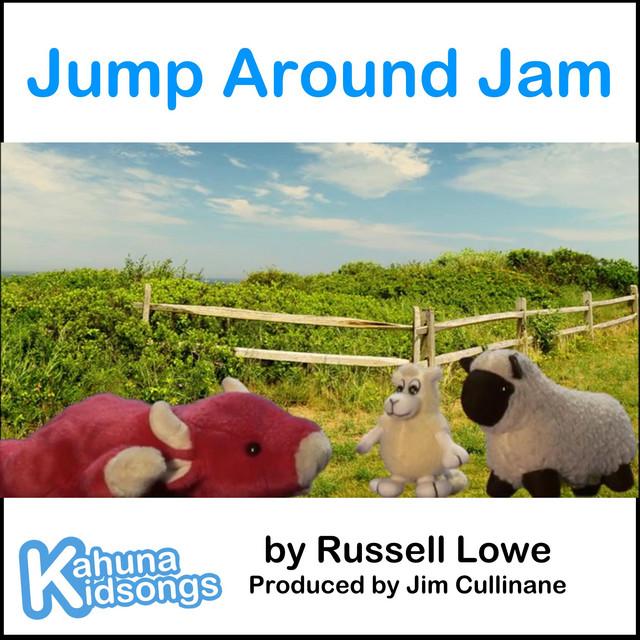 Jump Around Jam by Kahuna Kidsongs