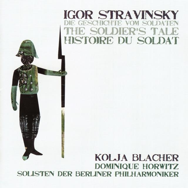 Stravinsky: Die Geschichte vom Soldaten (German Version)