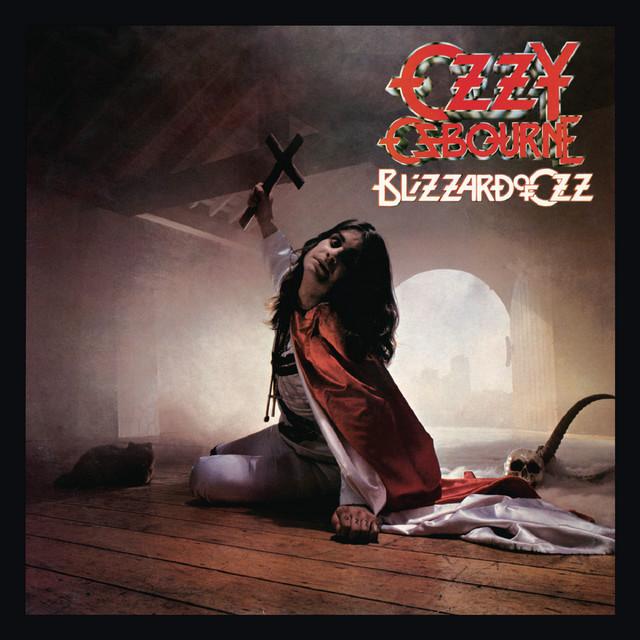 Crazy Train album cover
