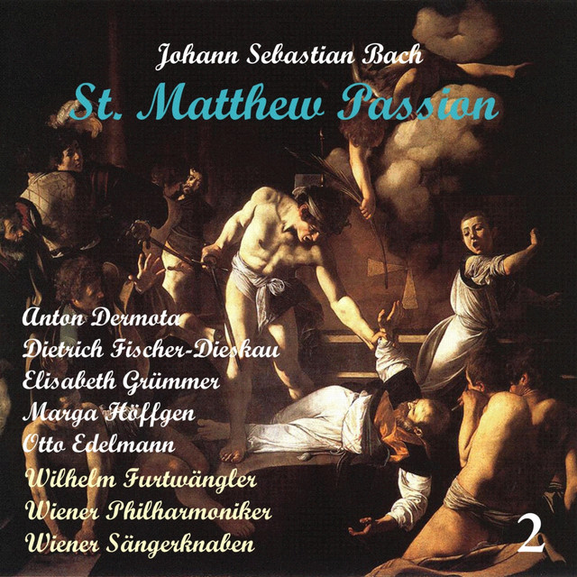 Bach: Saint Matthew Passion (Matthäus-Passion BWV 244), Vol. 1