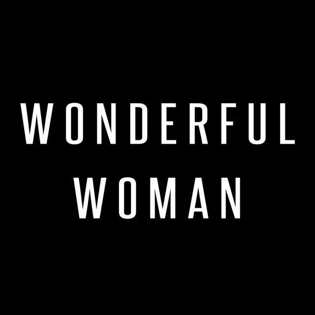 Wonderful Woman cover