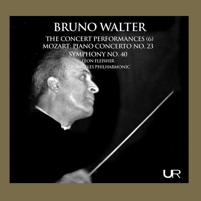 Walter conducts Mozart