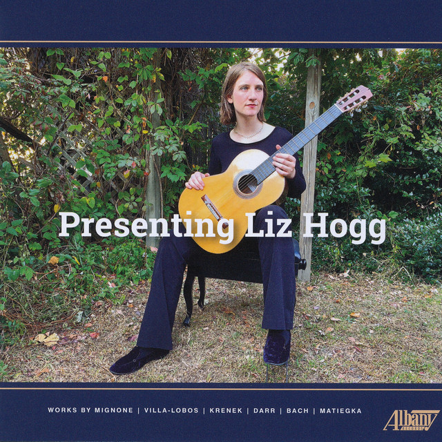 Presenting Liz Hogg