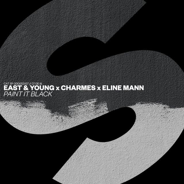 East & Young & Charmes & Eline Mann - Paint It Black