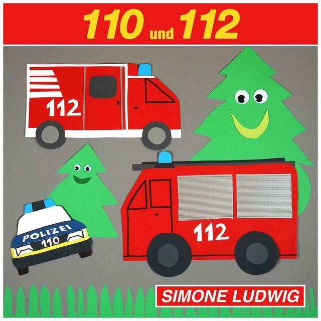 110 und 112 (Das Notruflied) by Simone Ludwig