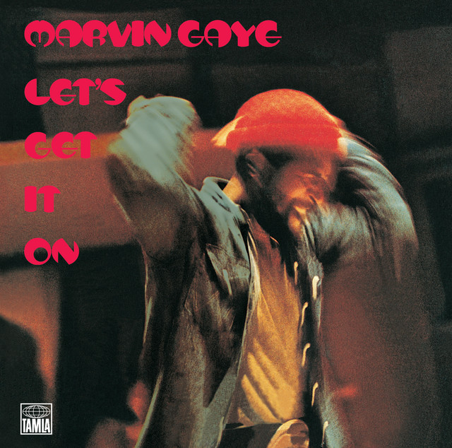 Marvin Gaye Let's Get It On acapella