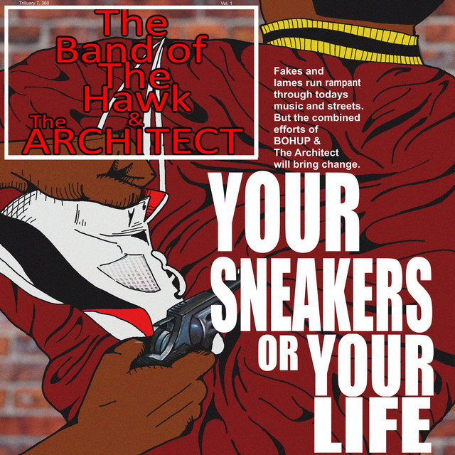 Your Sneakers or Your Life