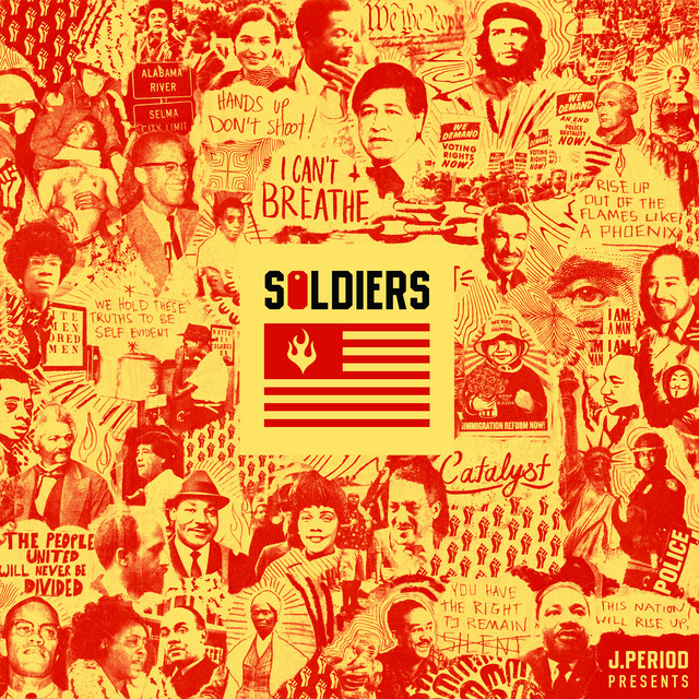 SOLDIERS (feat. Dead Prez, Sa-Roc, Maimouna Youssef)