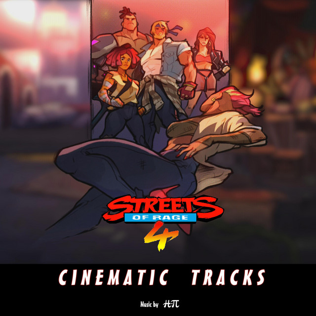 Streets of Rage 4 (Cinematic Tracks) Image
