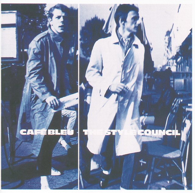 Artwork for Blue Cafe by The Style Council