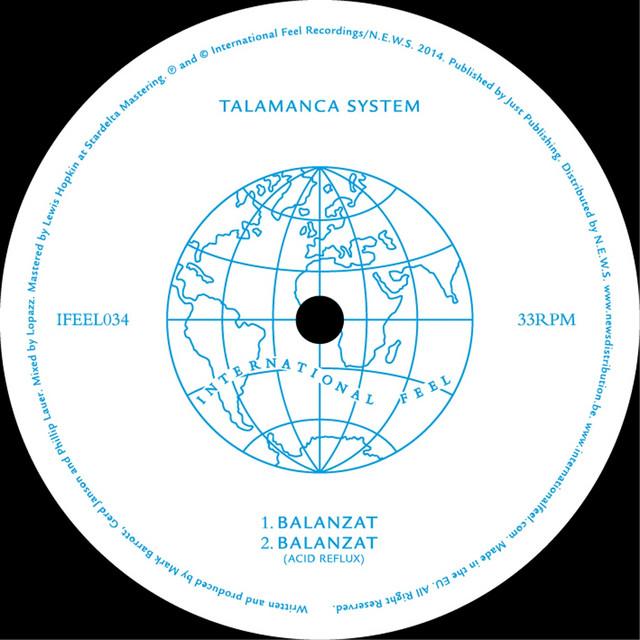 Balanzat (Tuff City Kids Remix) - Talamanca System