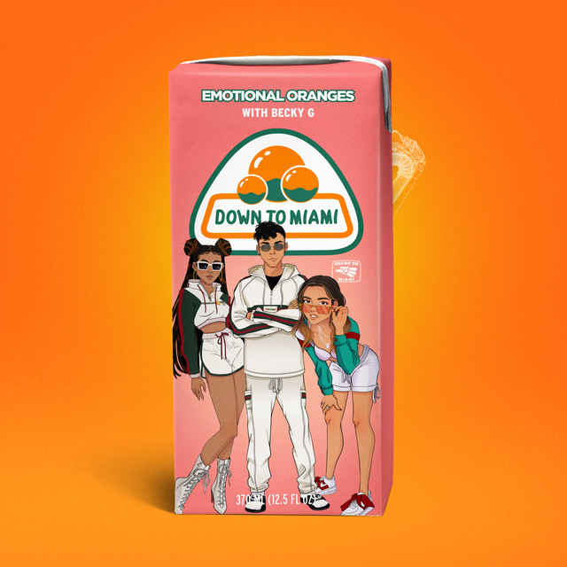 Down To Miami (with Becky G)