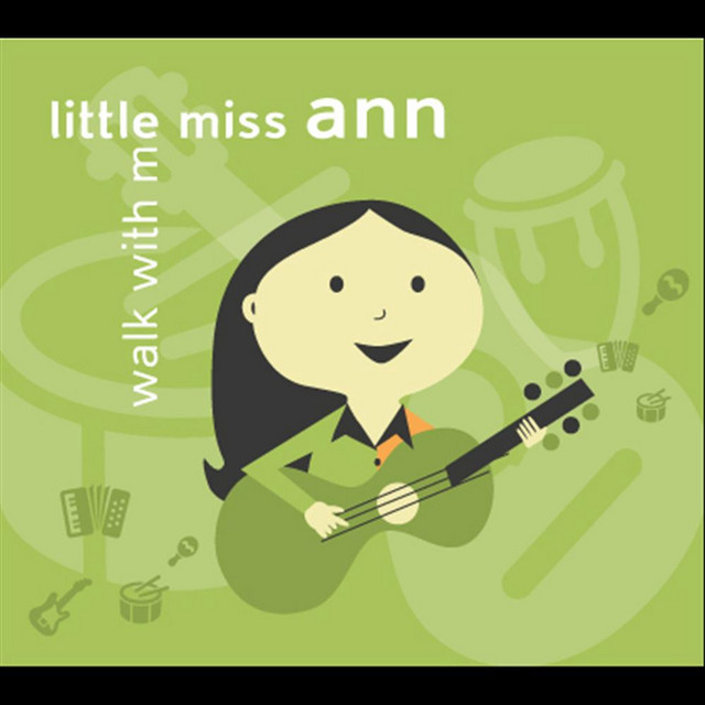 Walk With Me by Little Miss Ann