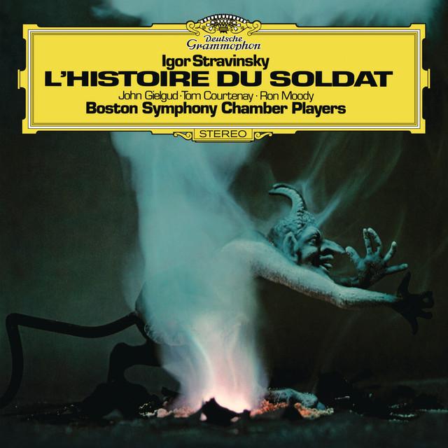 Stravinsky: Histoire du soldat; Septet