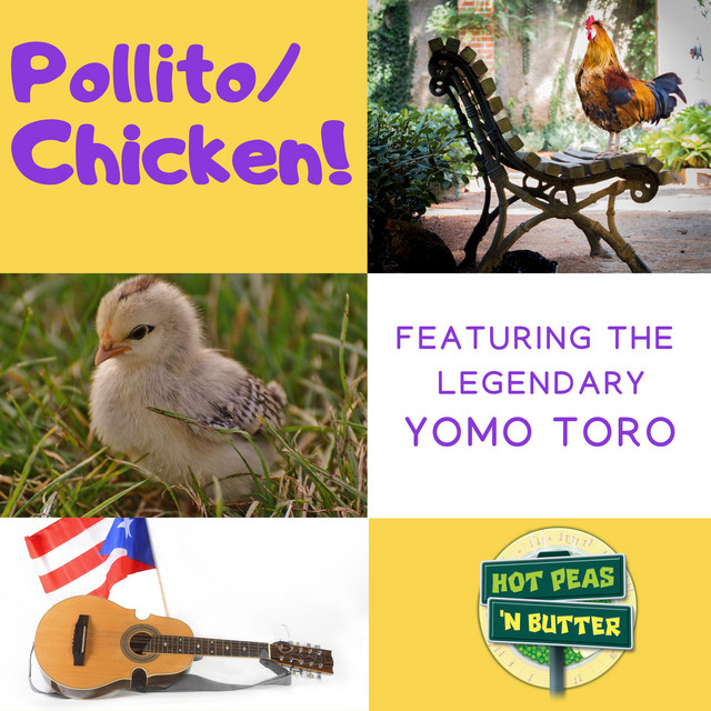 Pollito Chicken by Hot Peas 'n Butter