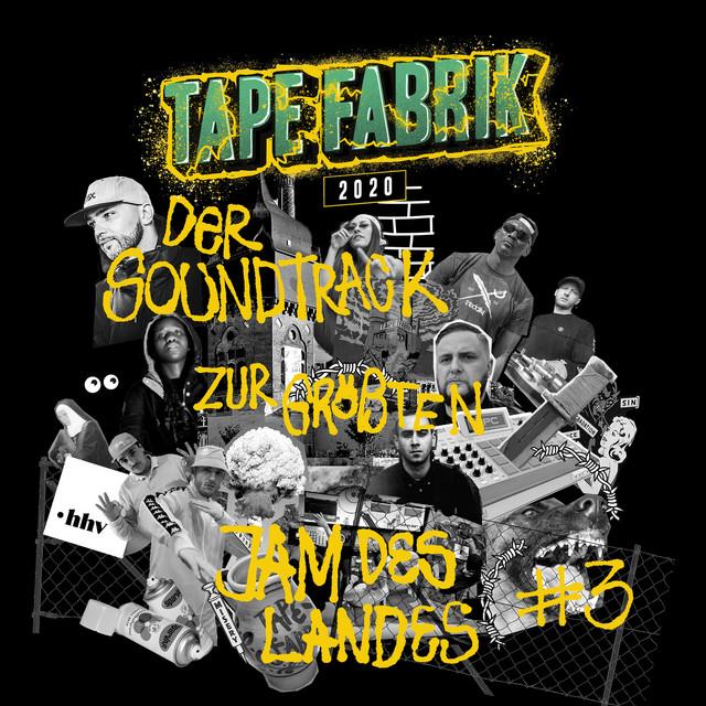 Tapefabrik, Vol. 3 Cover
