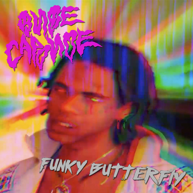 Cover art for Funky Butterfly by Onoe Caponoe