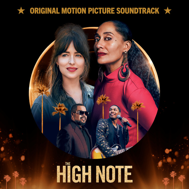 Various Artists - The High Note (Original Motion Picture Soundtrack) cover