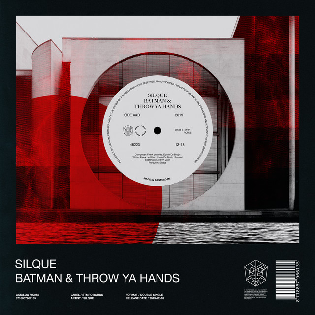Silque - Batman & Throw Ya Hands