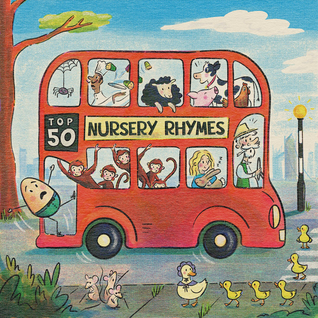 Top 50 Nursery Rhymes