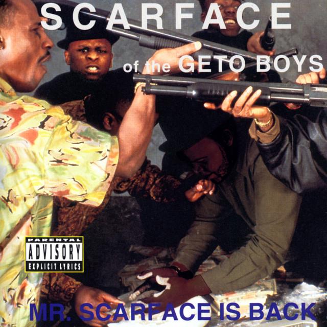 Scarface - Mr. Scarface Is Back