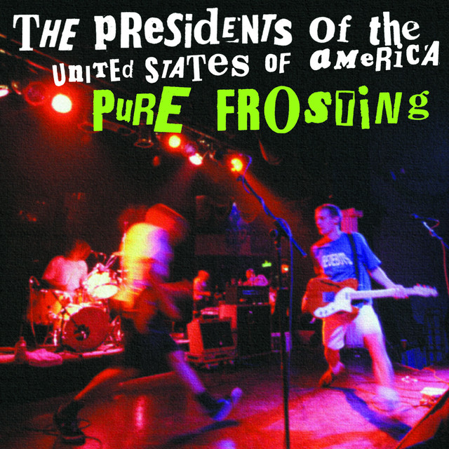 Pure Frosting - Video Killed The Radio Star