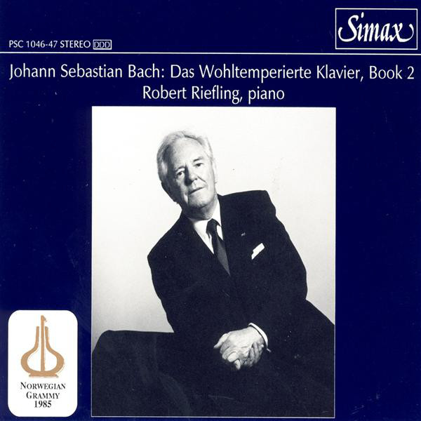 J.S. Bach: Das Wohltemperierte Klavier, Book 2, Bww 870 - 893 [2 Cd]