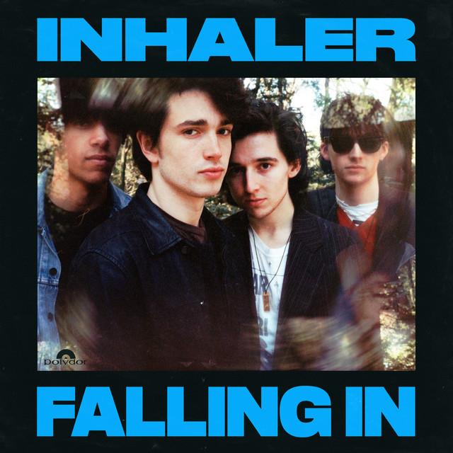 Inhaler - Falling In cover