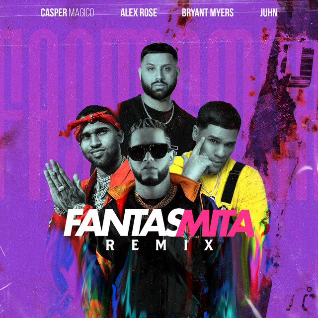 Fantasmita (Remix) - Fantasmita - Remix