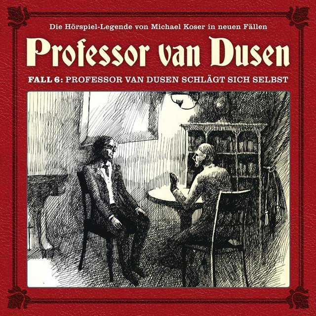 Die neuen Fälle, Fall 6: Professor van Dusen schlägt sich selbst Cover
