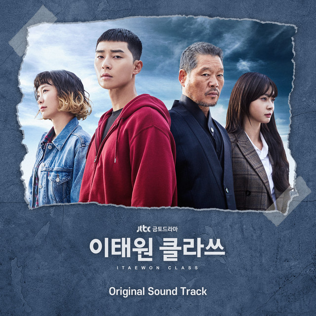 ITAEWON CLASS (Original Television Soundtrack)