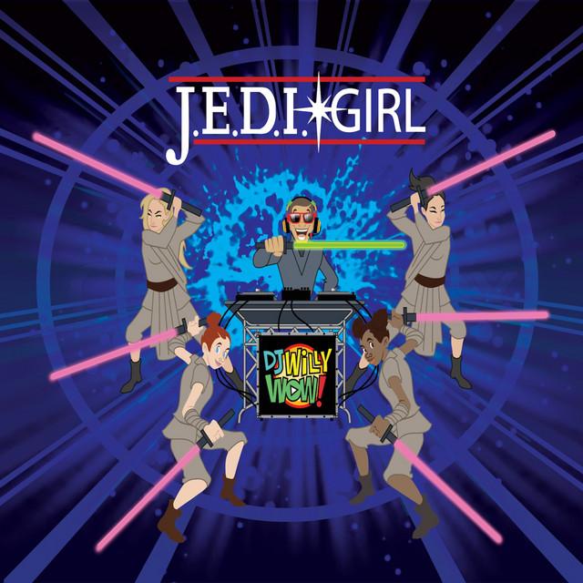 Jedi Girl by DJ Willy Wow