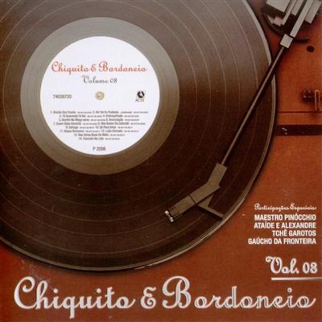Chiquito & Bordoneio - Volume 08