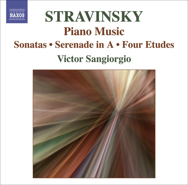 Stravinsky: Music for Piano Solo