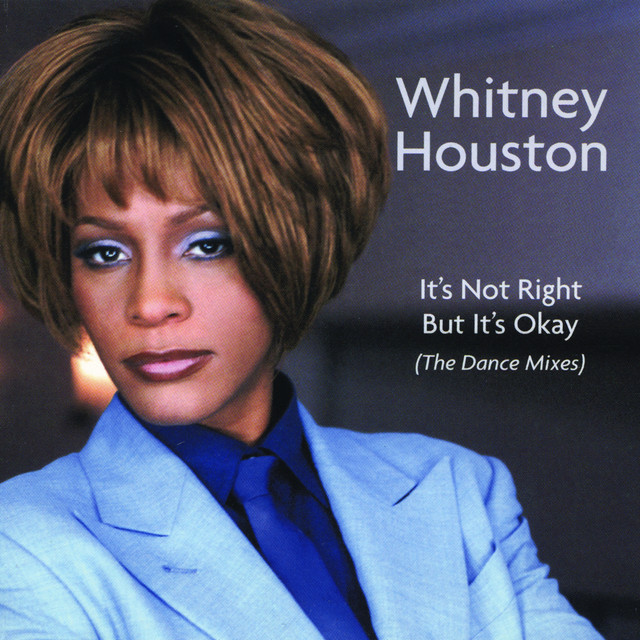 It's Not Right But It's Okay (Thund album cover