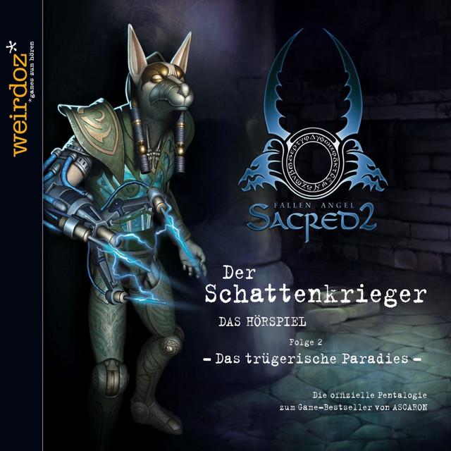 Sacred - Der Schattenkrieger - Folge 2 - Das Trügerische Paradies Cover