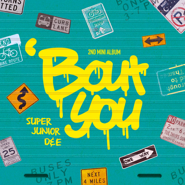Bout You - The 2nd Mini Album