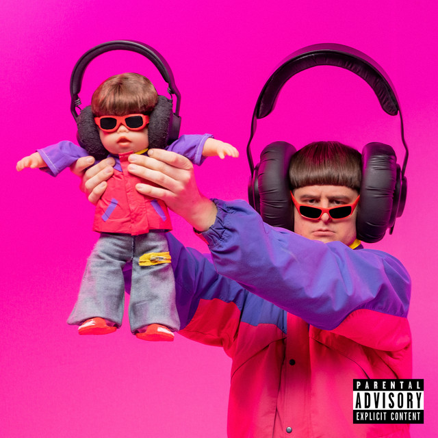 Oliver Tree - Let Me Down cover