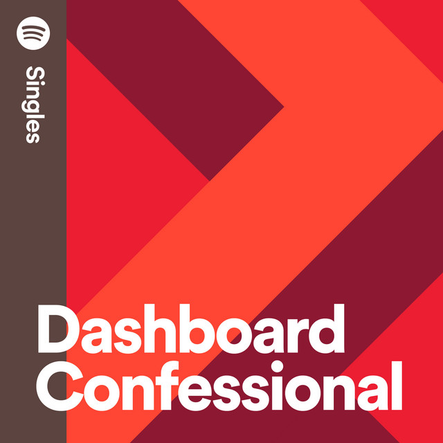 Dashboard Confessional - Spotify Singles cover