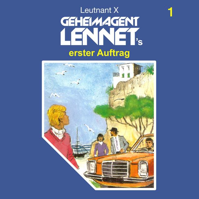 Folge 1: Geheimagent Lennet's erster Auftrag Cover