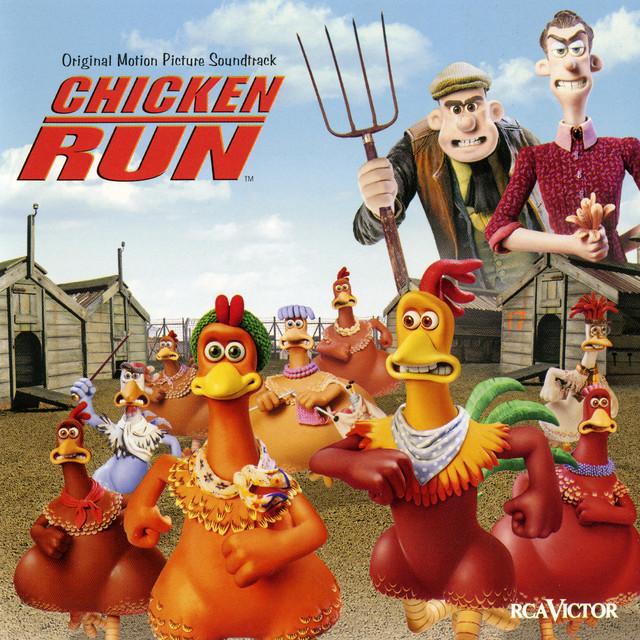 Chicken Run - Official Soundtrack