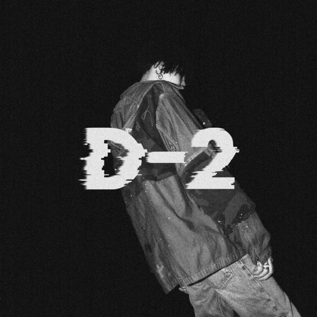 Album cover for D-2 by Agust D