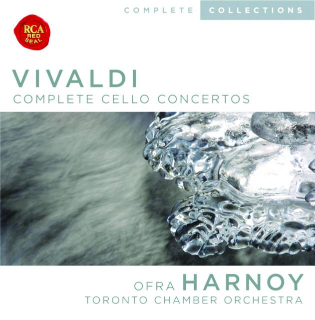 Vivaldi: Complete Cello Concertos