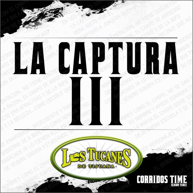 La Captura III album cover