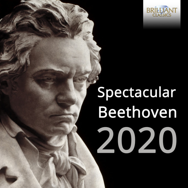 Album cover for Spectacular Beethoven 2020 by Ludwig van Beethoven, Various Artists