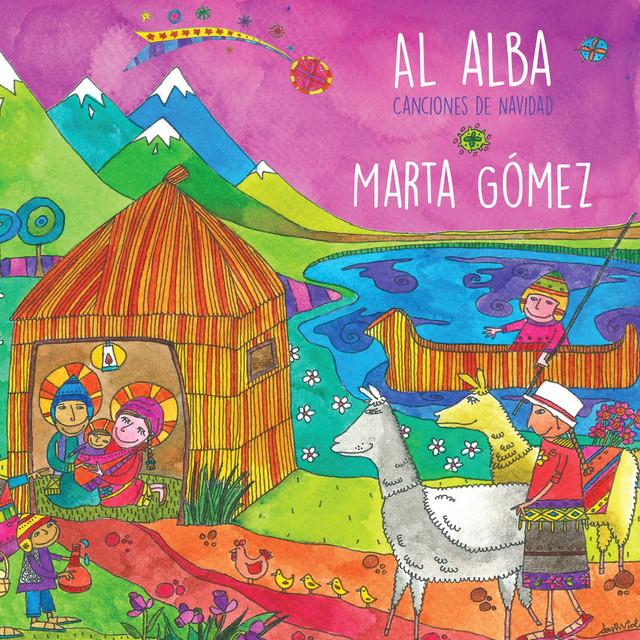 Al Alba: Canciones de Navidad by Marta Gómez