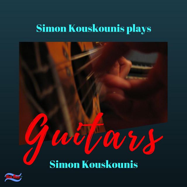 Guitars: Simon Kouskounis plays Simon Kouskounis
