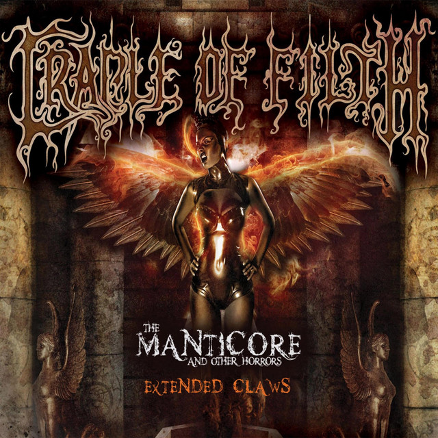The Manticore and Other Horrors - Extended Claws