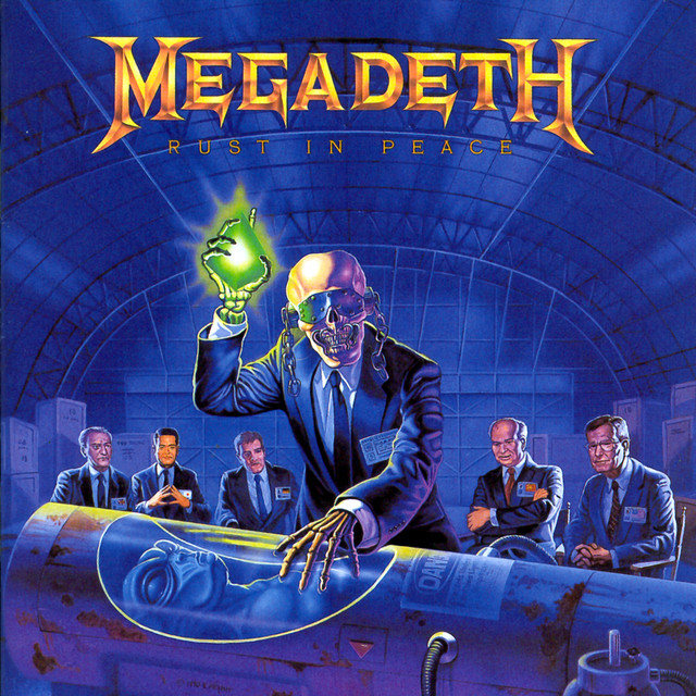 Artwork for Five Magics - Remastered 2004 by Megadeth