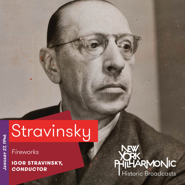 Stravinsky: Fireworks (Recorded 1946)